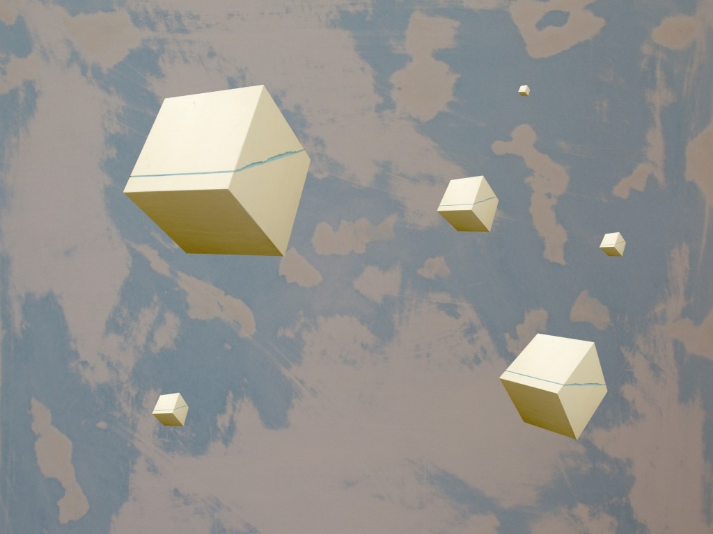 Cubic Globes in Space
