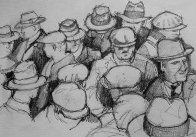 Hats Sketch