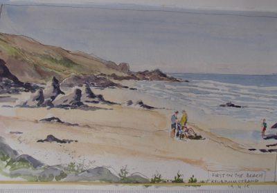 Seaside Sketch