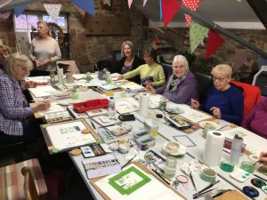 Heswall W.I. art group