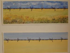 "part of the ""Horizon Line""series"